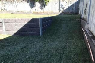 Turf Repairs and Maintenance